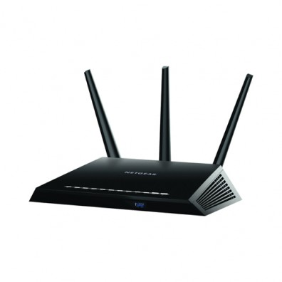 Picture of a VPN Router Netgear R7000 DD-WRT